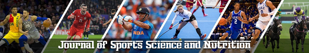 Journal of Sports Science and Nutrition